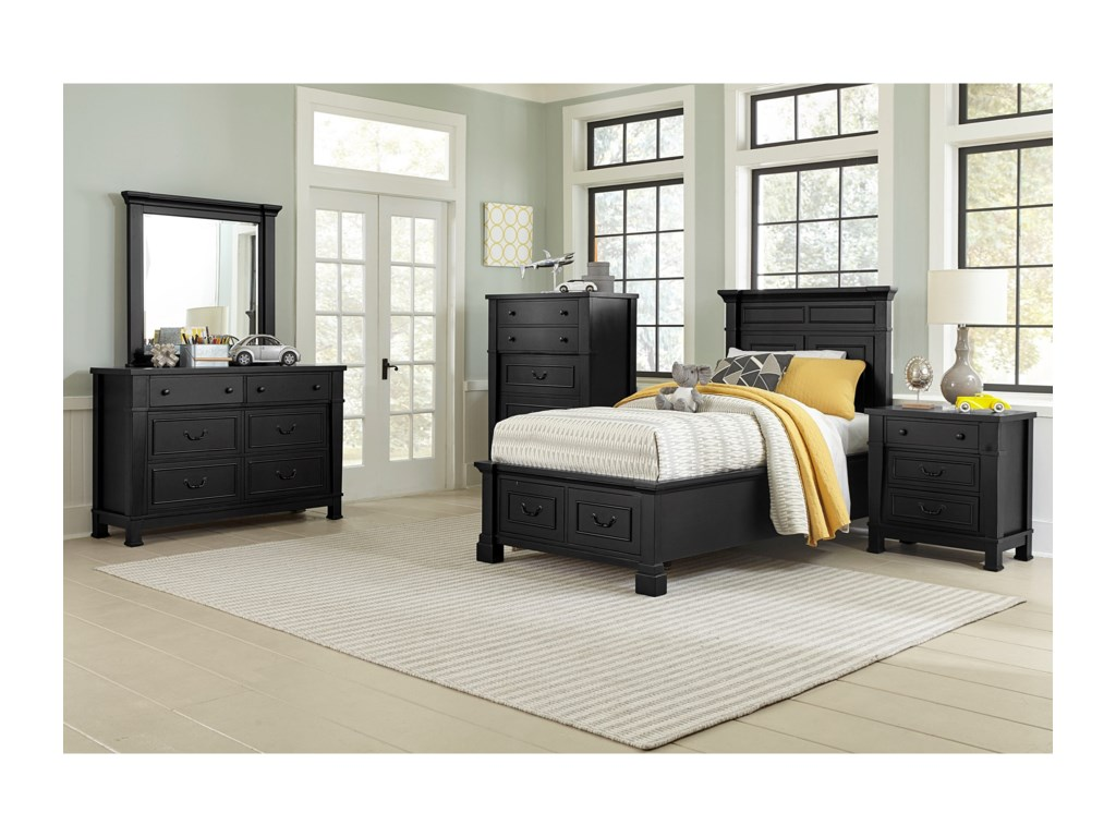 Standard Furniture AnnapolisLow Profile Twin Bed