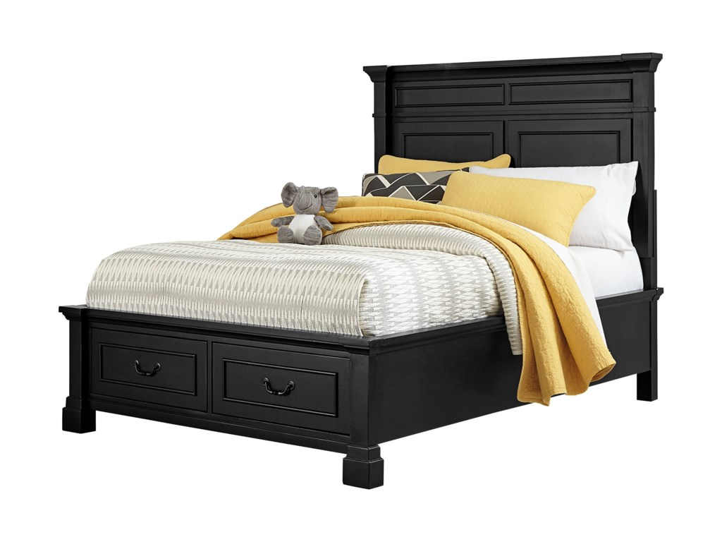 Standard Furniture AnnapolisLow Profile Full Bed