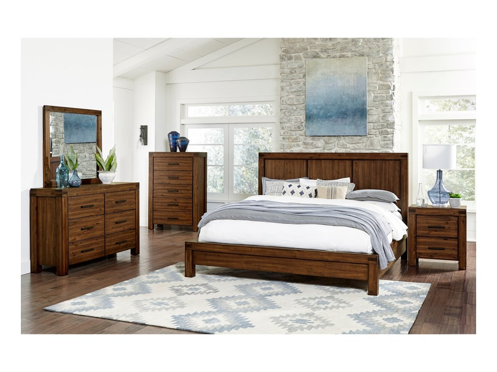 Standard Furniture ArborQueen Bedroom Group