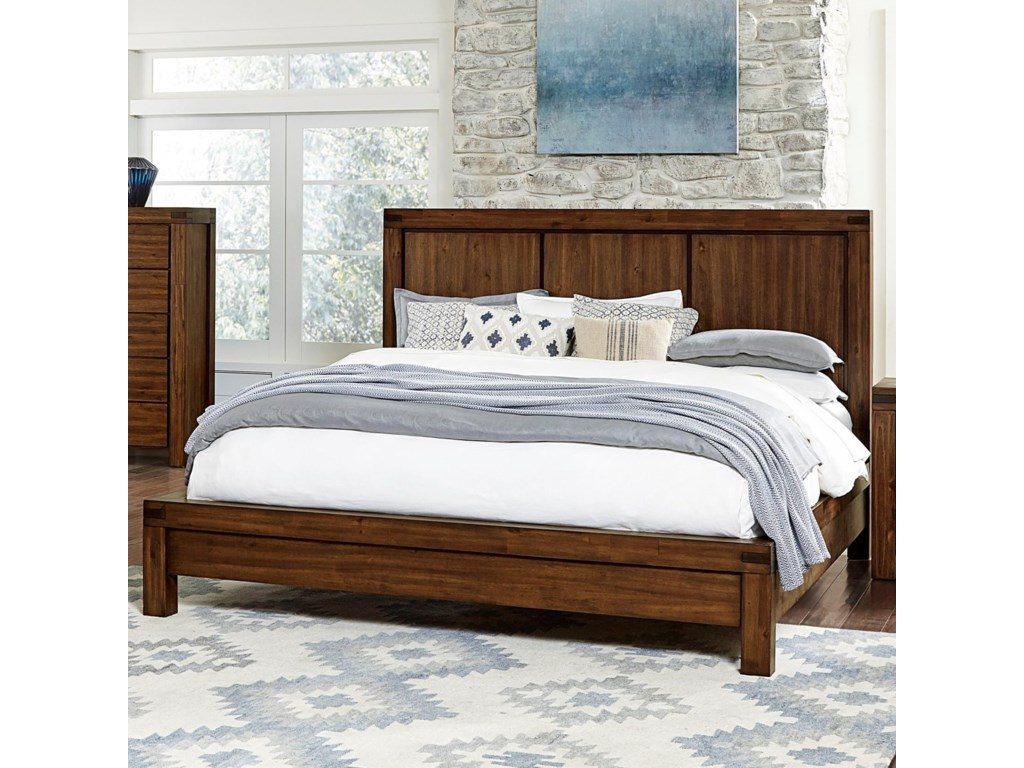 Standard Furniture ArborQueen Low Profile Bed