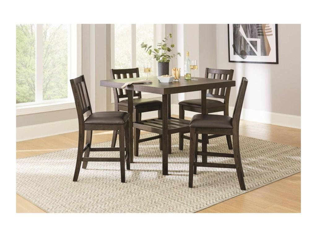 Standard Furniture ArloCounter Height Dining Chair 2-Pack