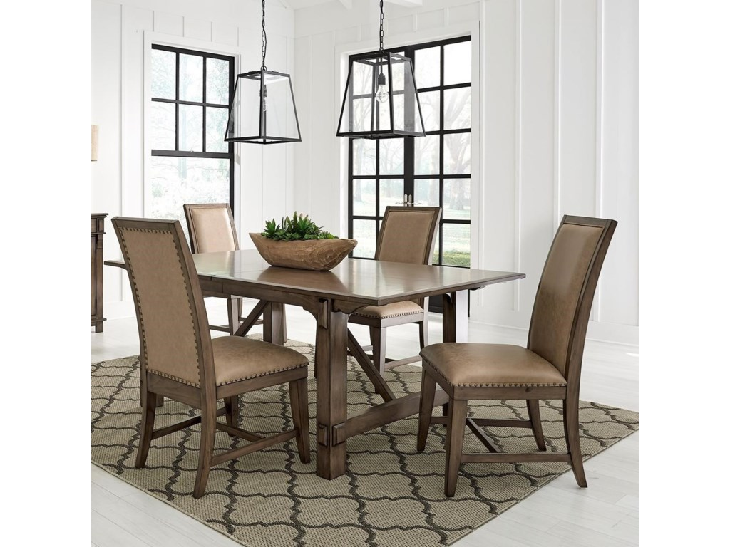 Standard Furniture Aspen5-Piece Table and Chair Set