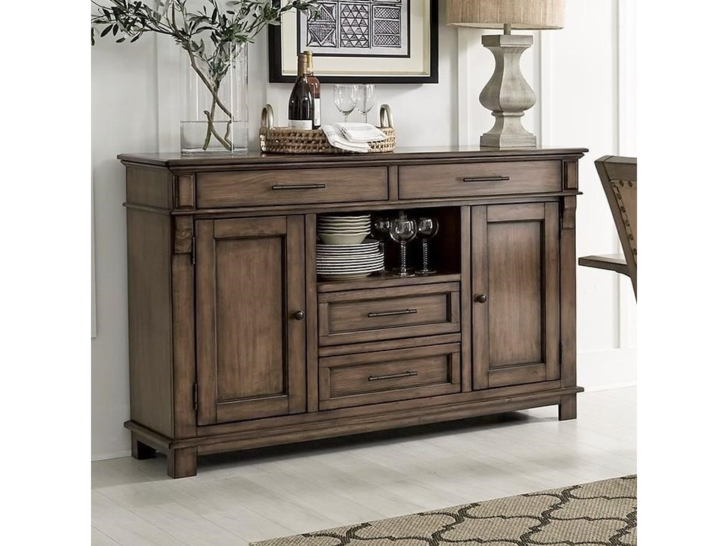 Standard Furniture AspenServer