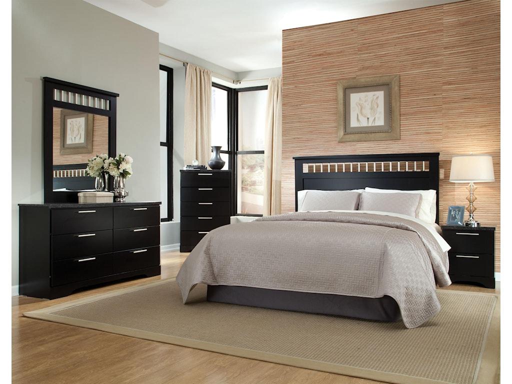 Standard Furniture AtlantaFull/Queen Panel Headboard