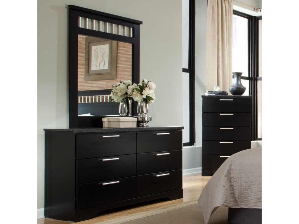 Standard Furniture Atlanta6 Drawer Dresser