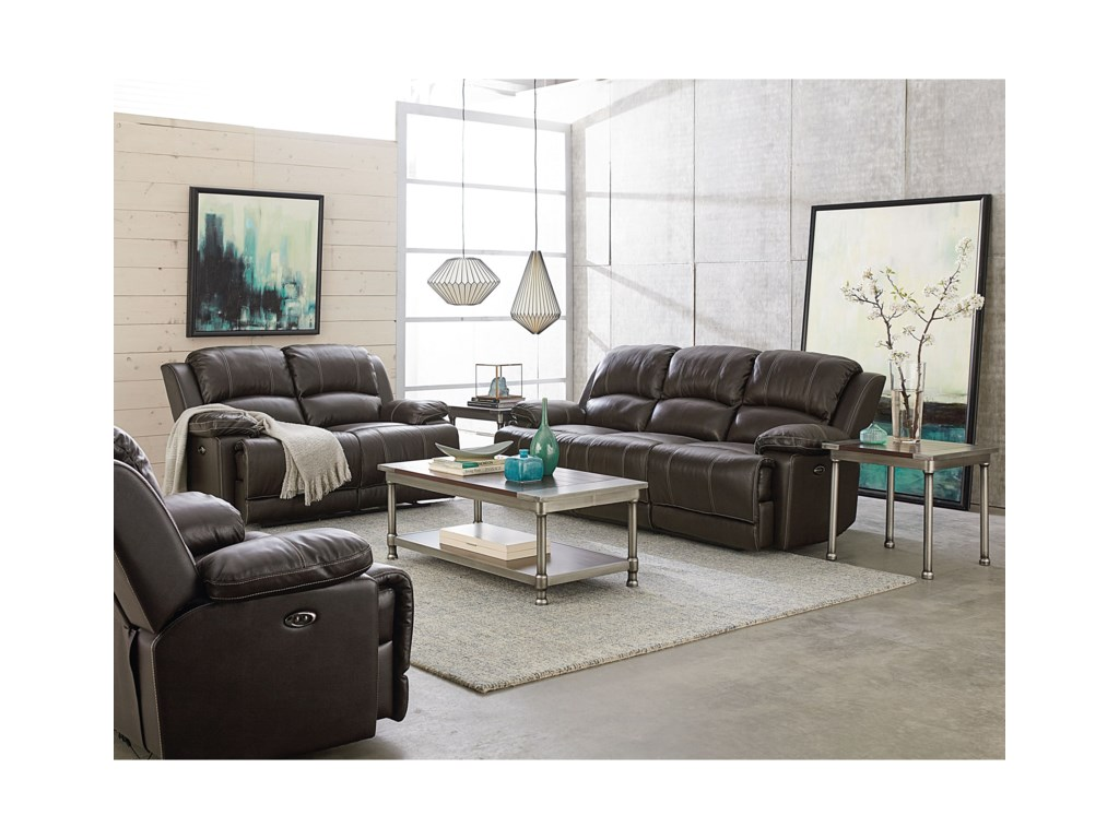 Standard Furniture AudubonReclining Sofa