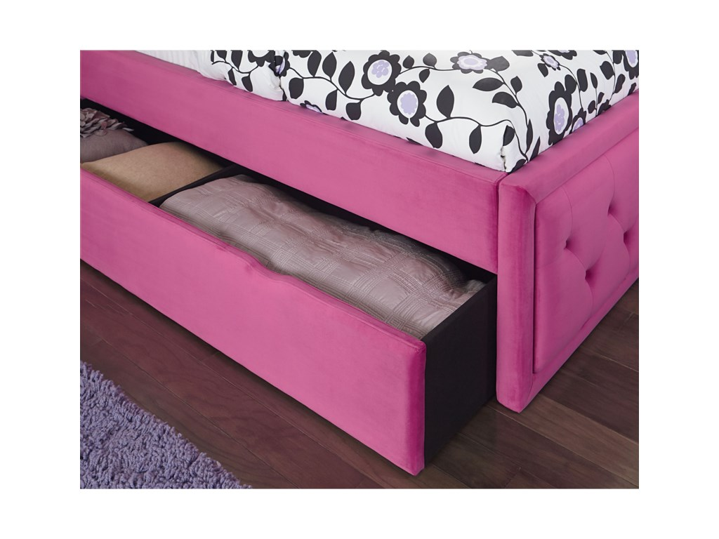 Standard Furniture Avery YouthTwin Corner bed