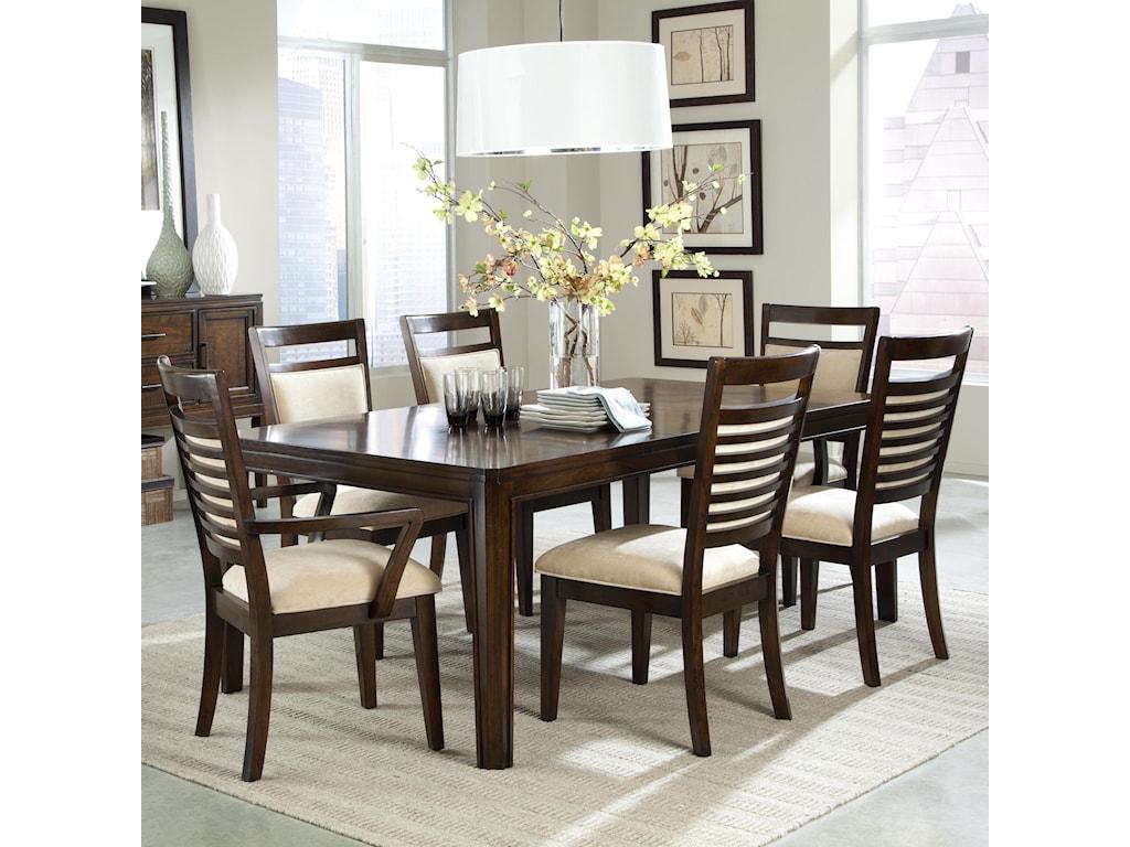 Standard Furniture Avion 7 Piece Dining Table Set