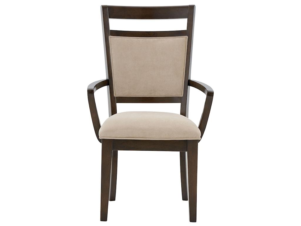 Standard Furniture Avion Upholstered Arm Chair