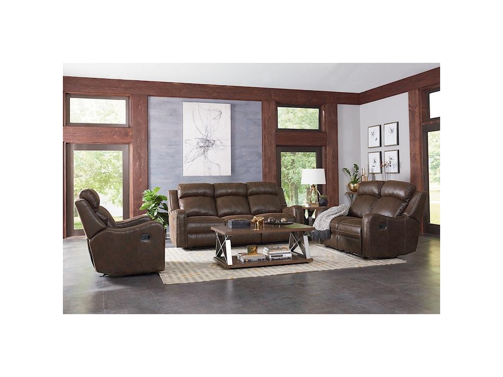 Standard Furniture BankstonReclining Sofa