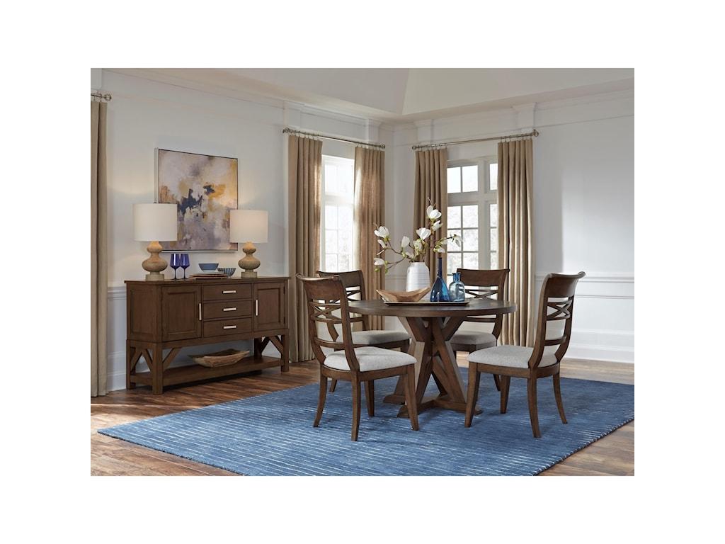 Standard Furniture Beckman BrownServer