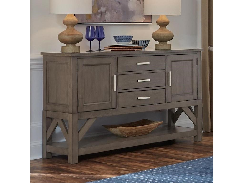 Standard Furniture Beckman GreyServer