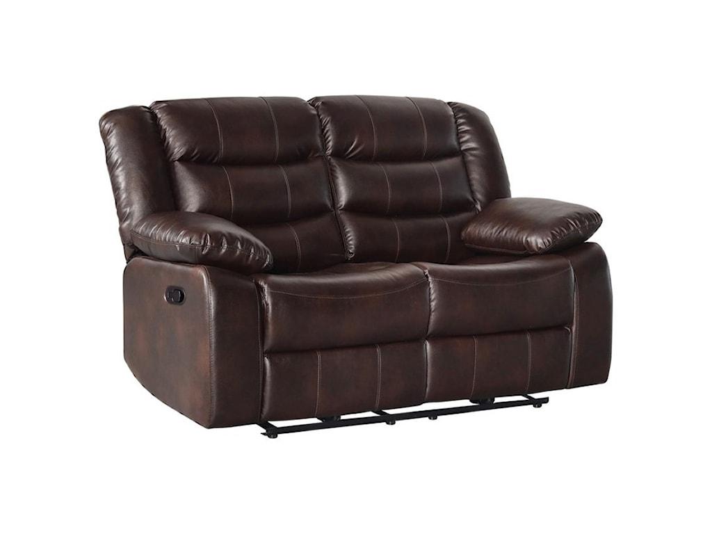 Standard Furniture BennetManual Motion Loveseat