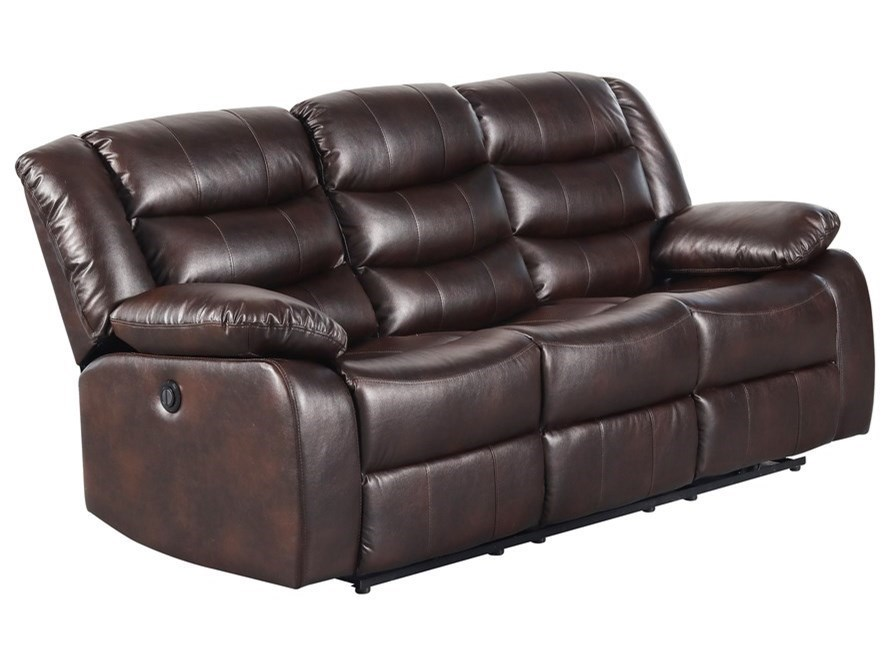 Standard Furniture Bennet Casual Power Motion Sofa With Drop Down