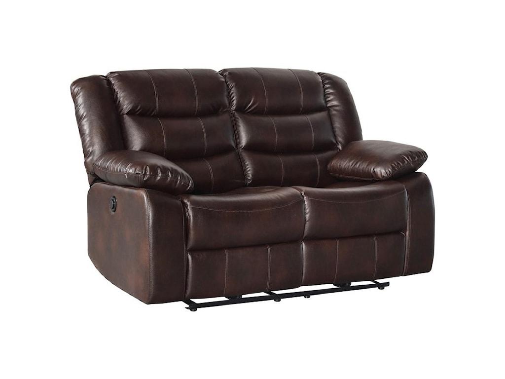 Standard Furniture BennetPower Motion Loveseat