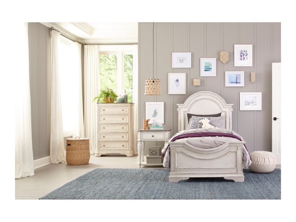 Standard Furniture BlairTwin Bedroom Group