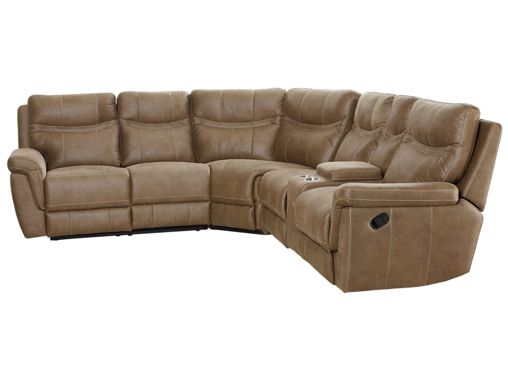 Standard Furniture BoardwalkReclining Sectional Sofa