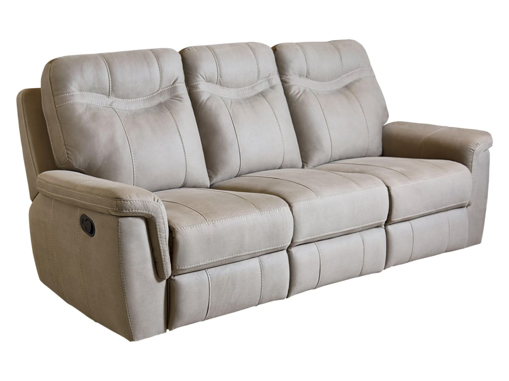 Boardwalk Contemporary Reclining Sofa by Standard Furniture at Standard  Furniture