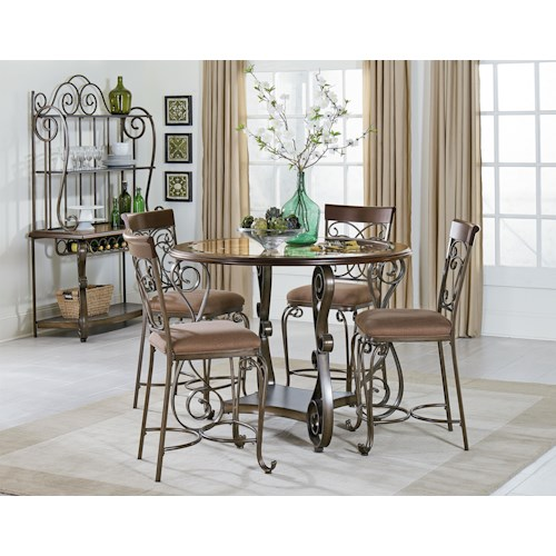Standard Furniture Bombay Casual Dining Room Group