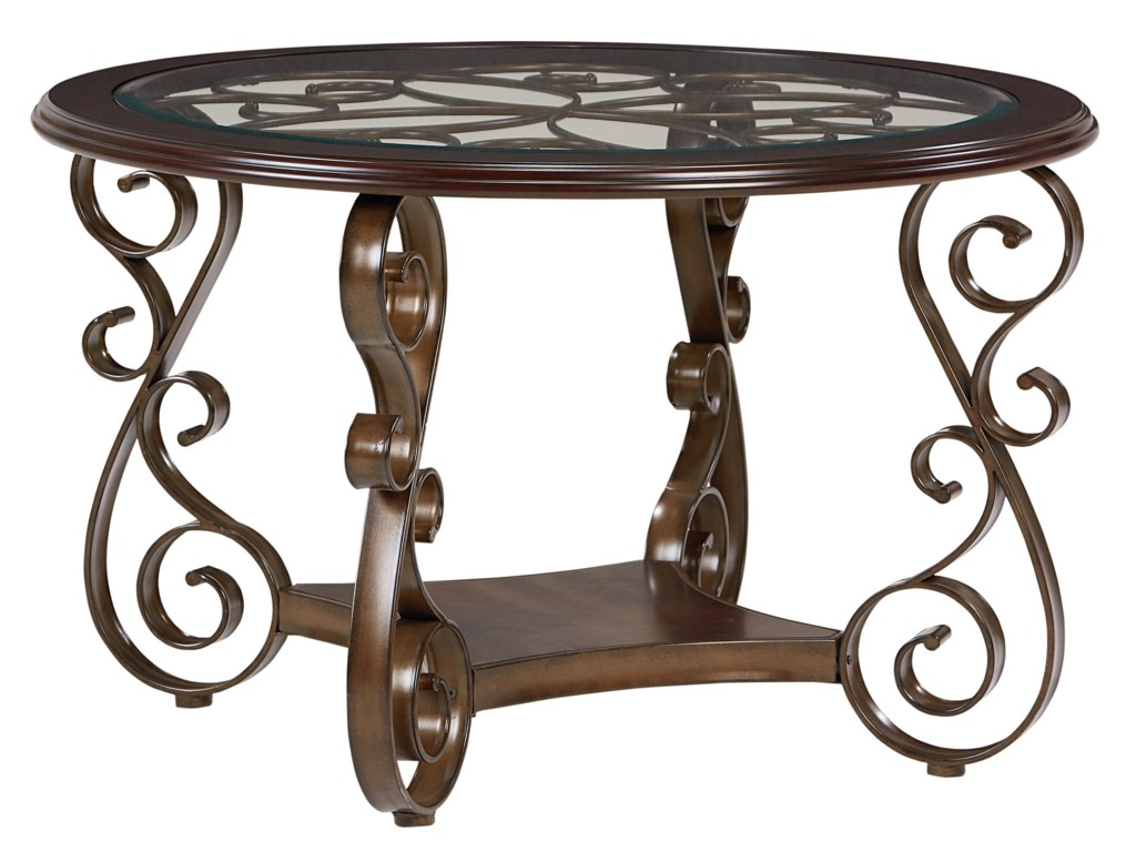 Standard Furniture BombayRound Dining Table