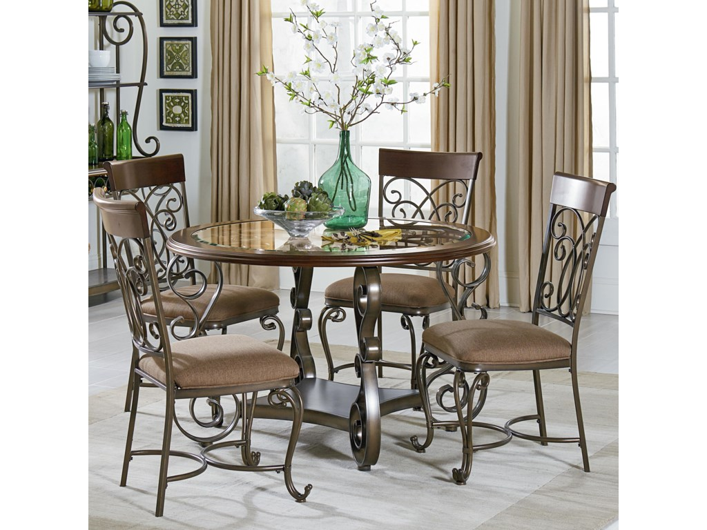 Standard Furniture BombayRound Table and Chair Set