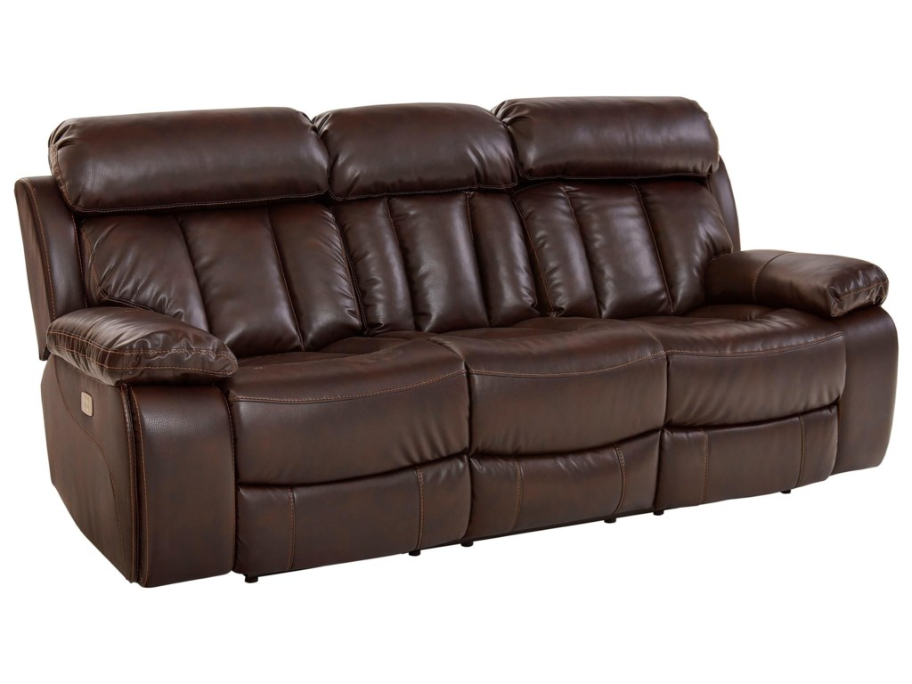 Standard Furniture BowmenPower Reclining Sofa