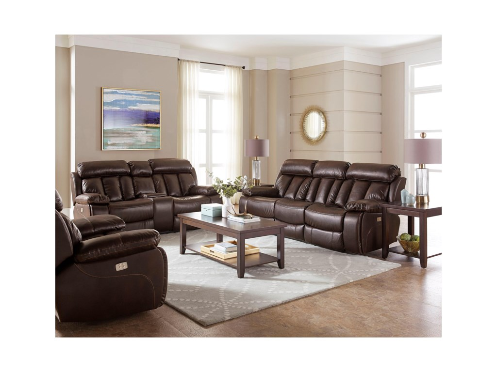 Standard Furniture BowmenPower Reclining Loveseat