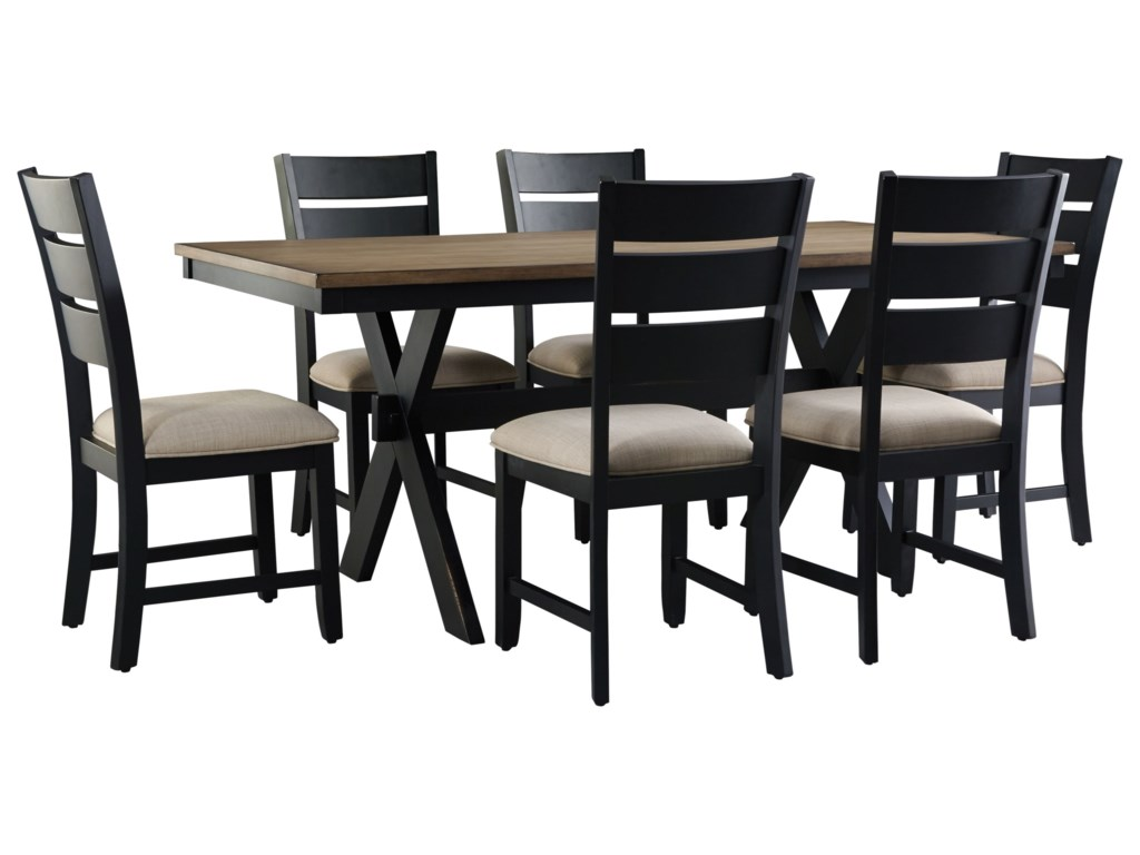 Standard Furniture Braydon DiningTable and Chair Set