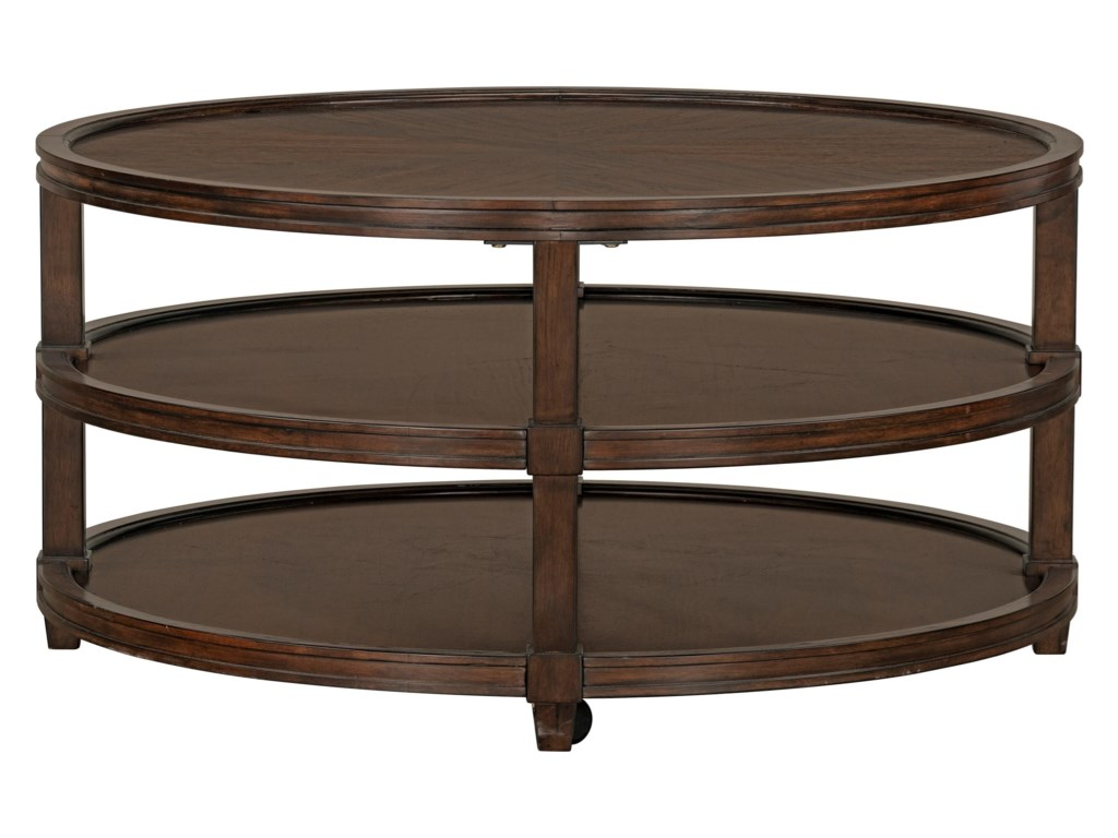 Standard Furniture BryantCocktail Table W/Casters