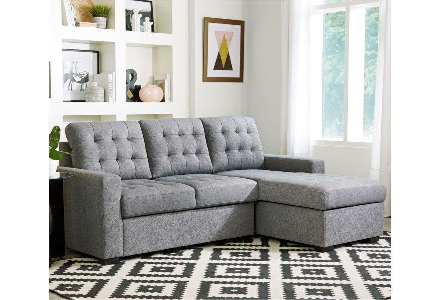 Cadence Sectional Sleeper Sofa