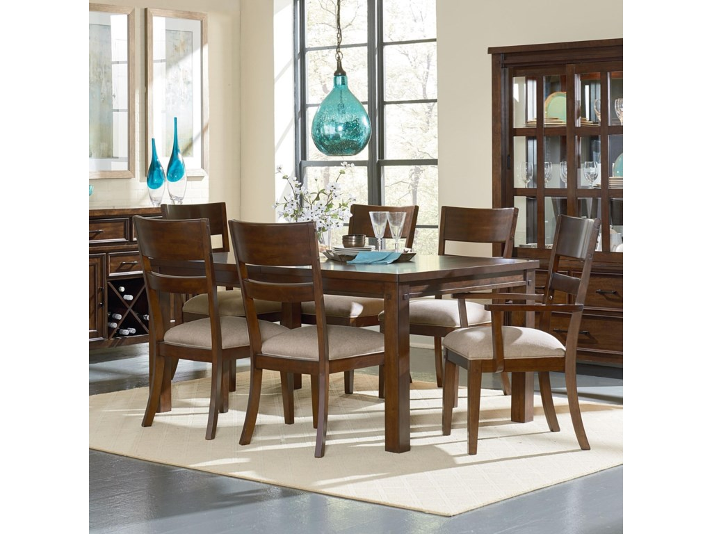 Standard Furniture Cameron Rustic Table and Chair Set - Household ...