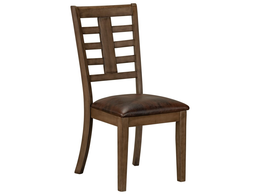 Standard Furniture Canaan BrownDining Side Chair 2-Pack