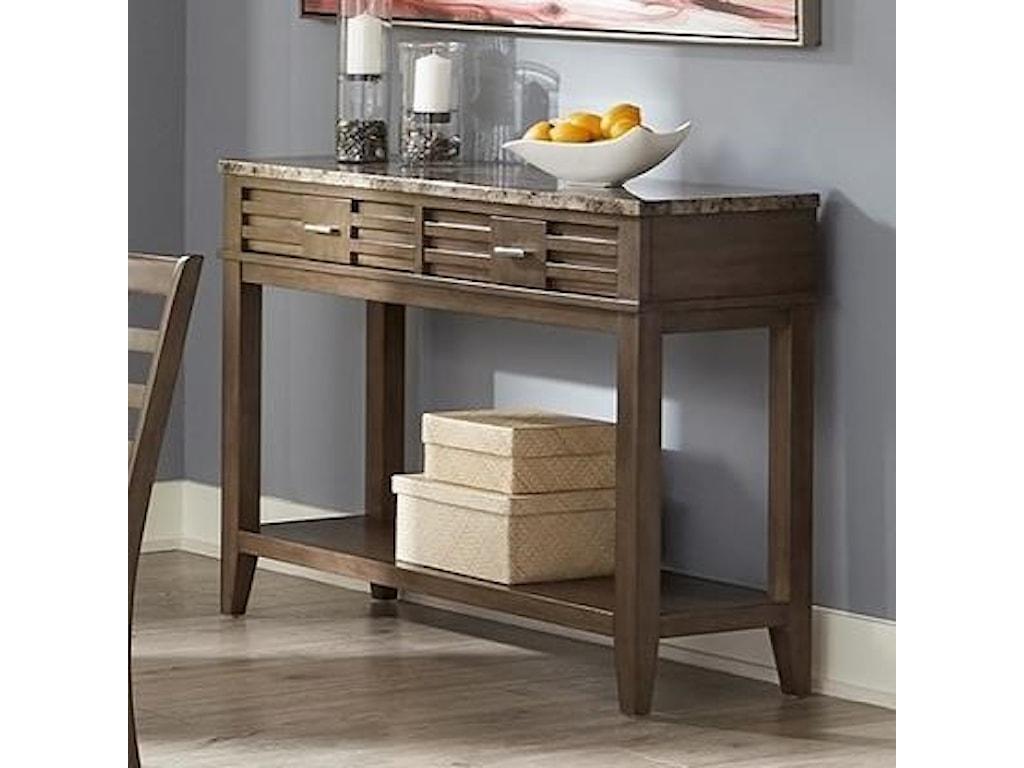 Standard Furniture Canaan BrownServer