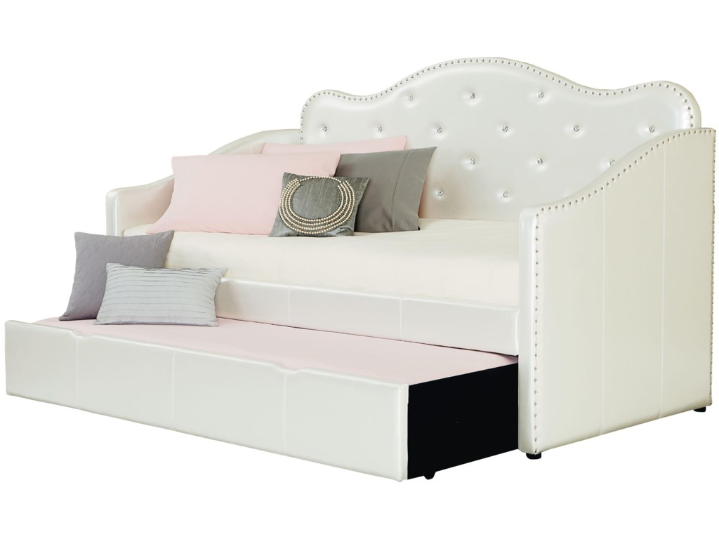 Standard Furniture Carolinetwin Upholstered Daybed