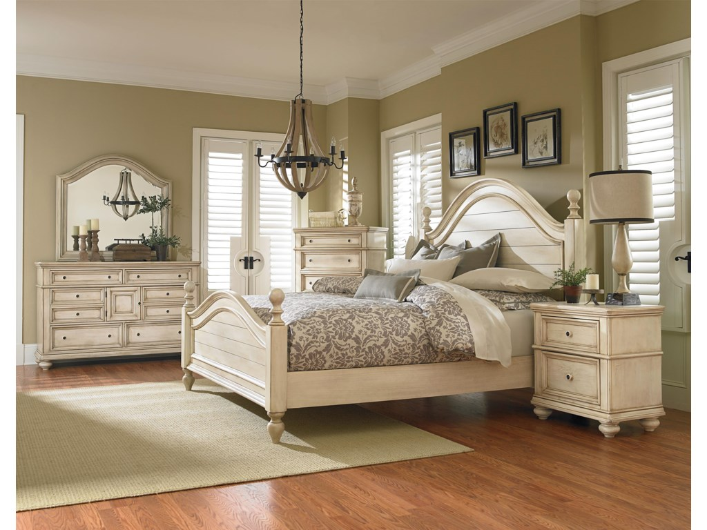 Standard Furniture ChateauKing Bed