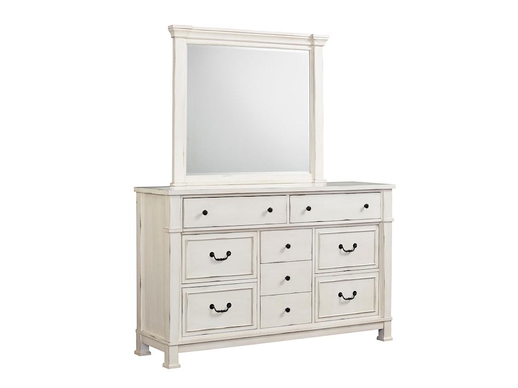 Standard Furniture Chesapeake Bay5-Pc Queen Bedroom Group