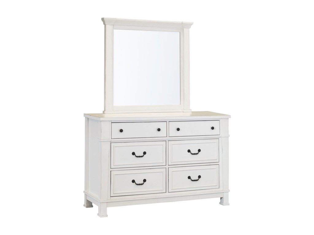 Standard Furniture Chesapeake BayMirror,Youth
