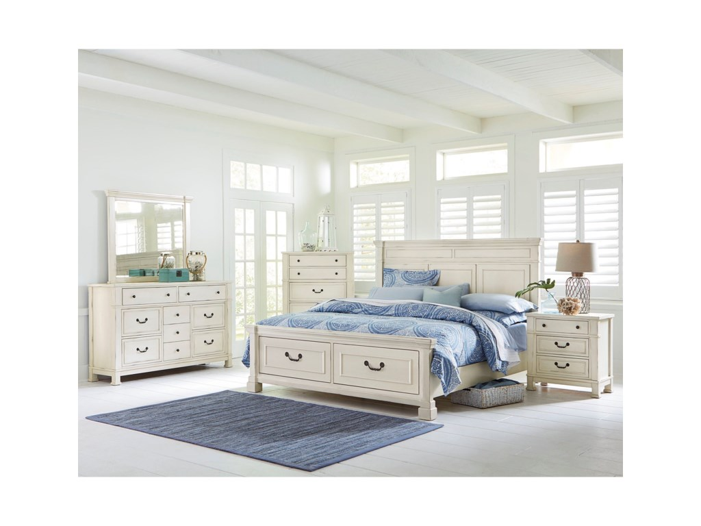 Standard Furniture Chesapeake BayFull Storage Bed