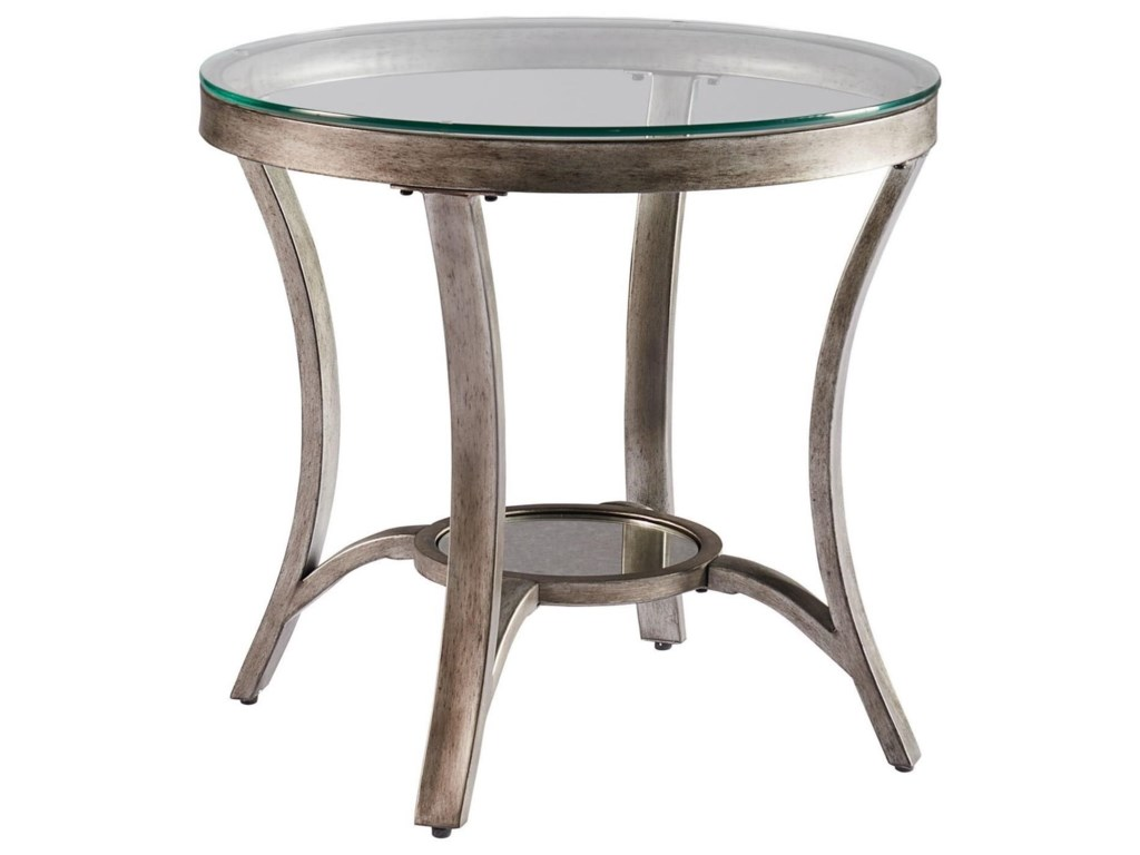 Standard Furniture ColeRound End Table
