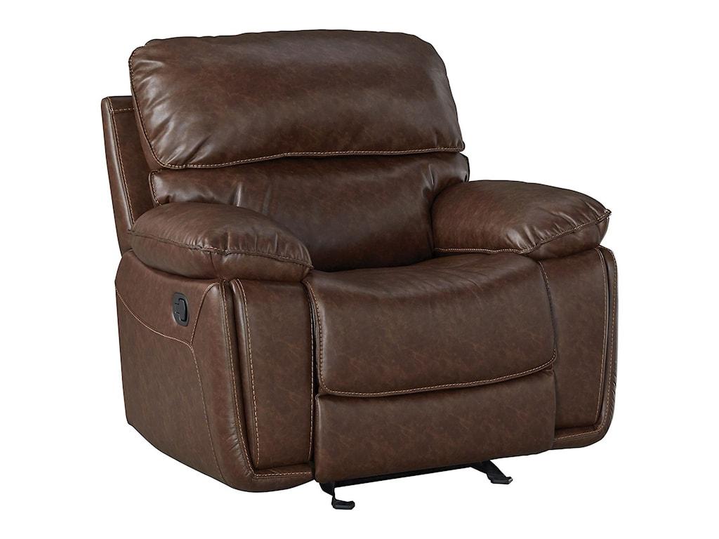Standard Furniture ColsonRecliner, Manual Glider