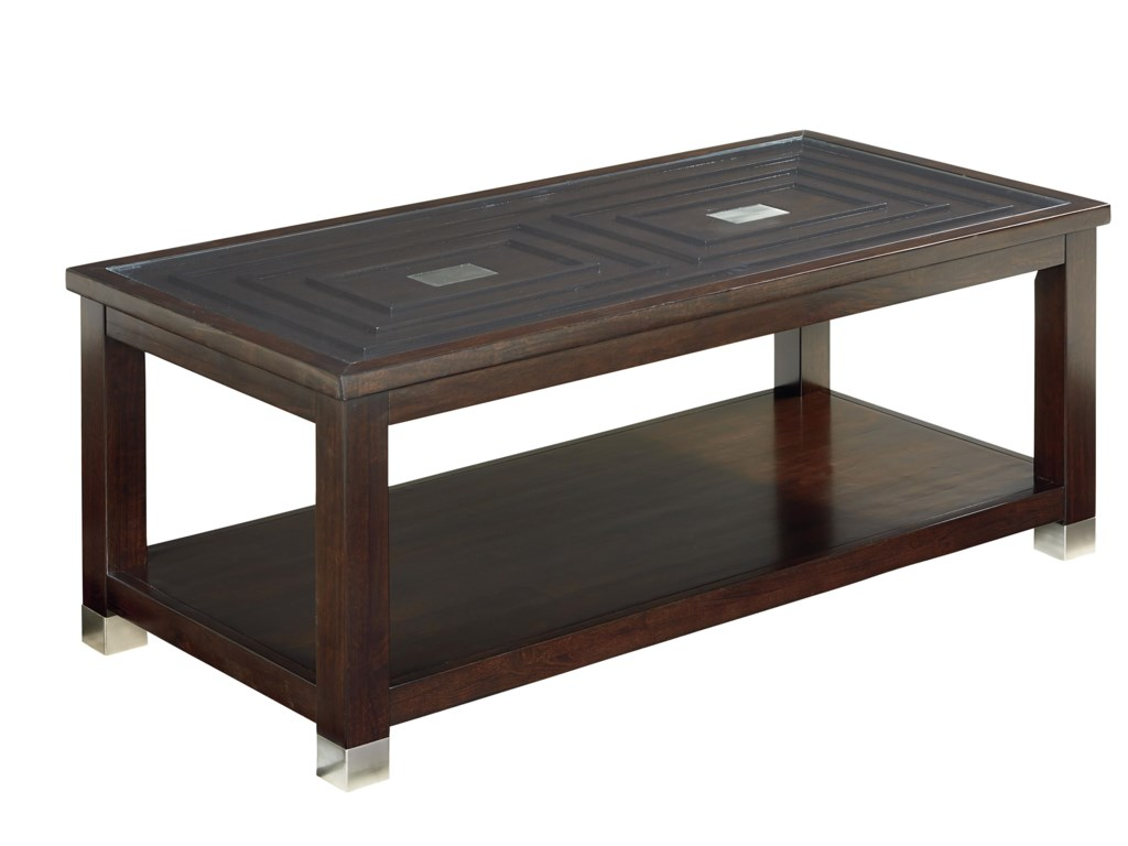 Standard Furniture Colton Modern Cocktail Table Household - Colton coffee table