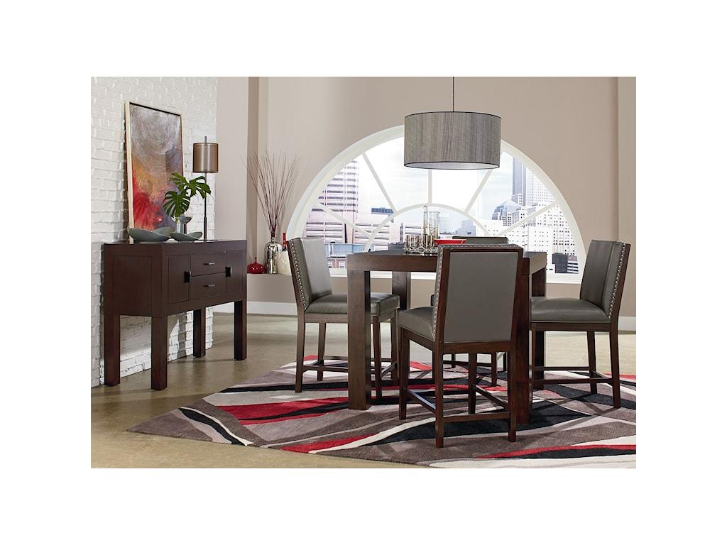 Standard Furniture Couture EleganceTable and Stool Set