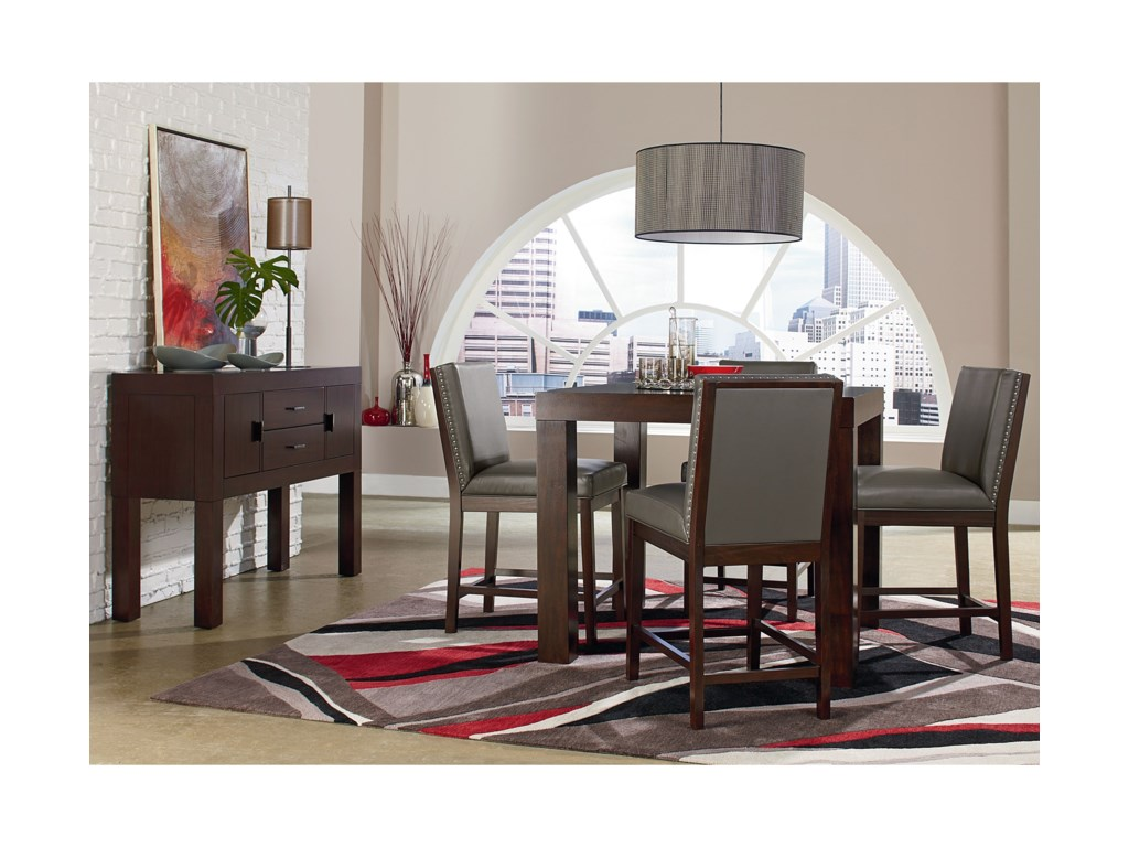 Standard Furniture Couture EleganceTable and Stool Set