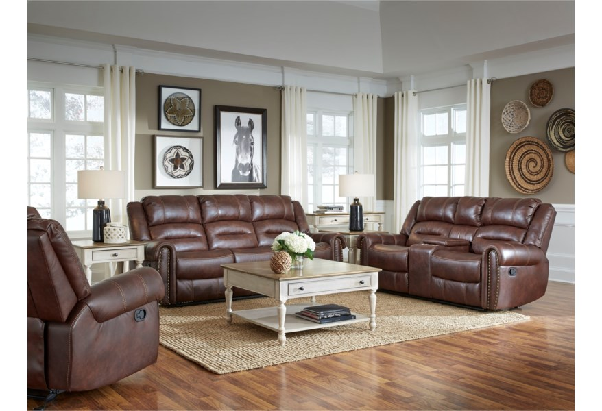 Cunningham Casual Living Room Group by Standard Furniture at Standard  Furniture