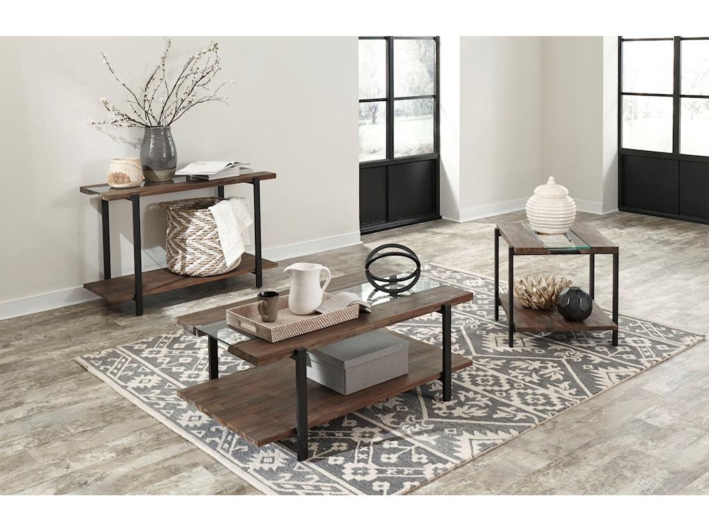 Standard Furniture DumontSofa Table