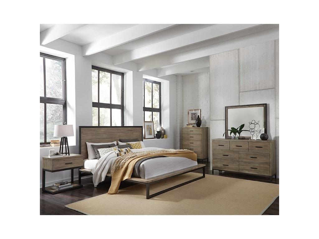 Standard Furniture EdgewoodKing Bedroom Group