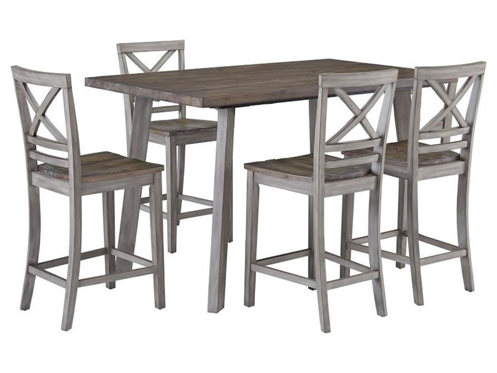 Standard Furniture FairhavenCounter Height Table and Chair Set