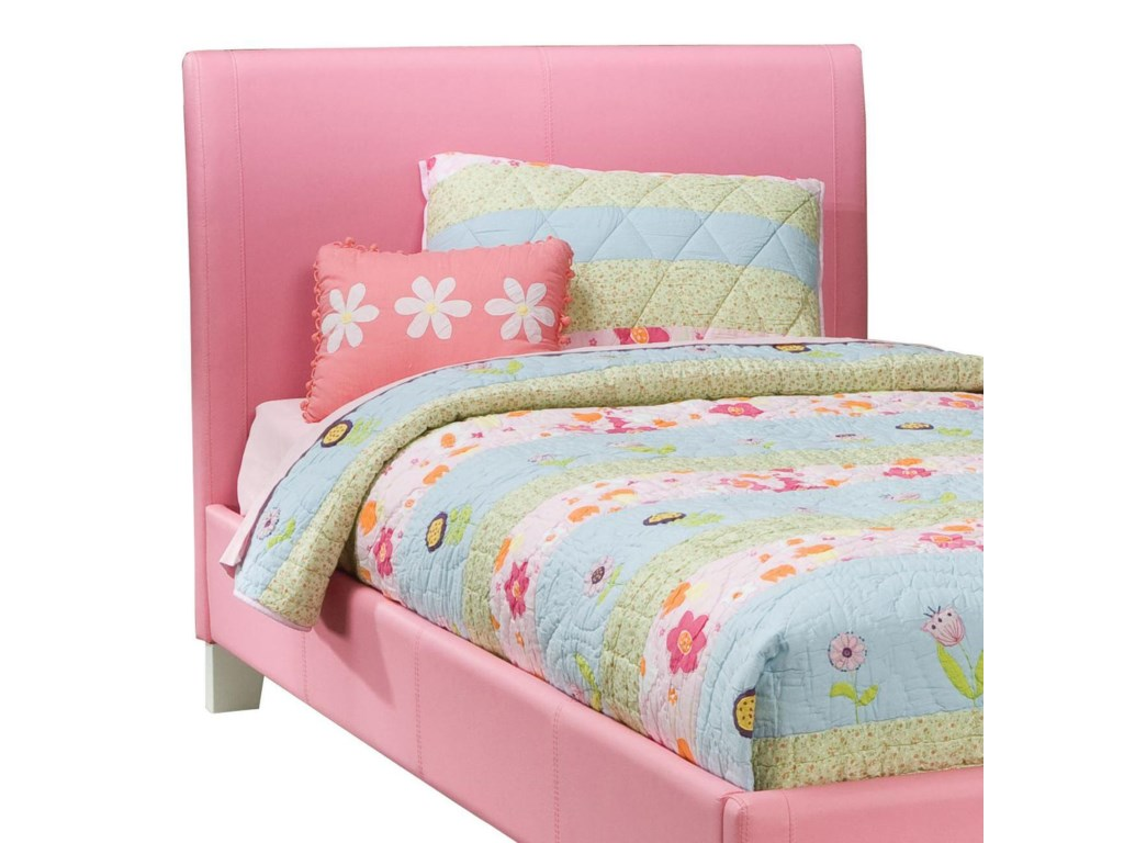 Standard Furniture FantasiaFull Upholstered Headboard