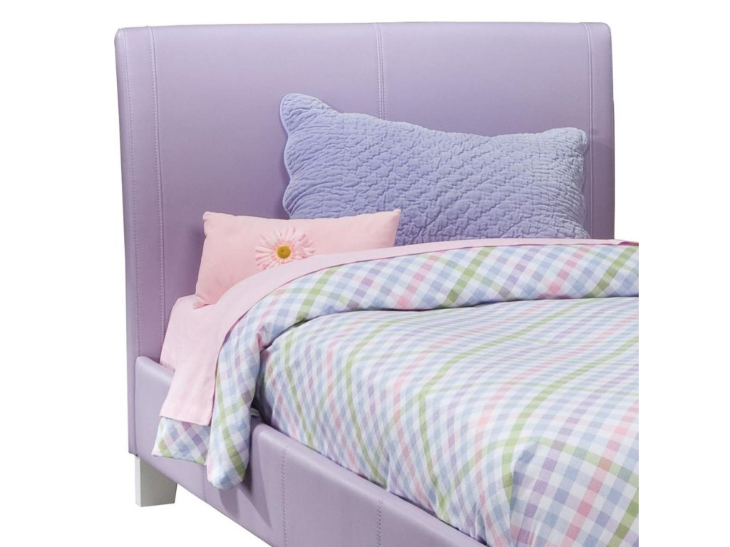 Standard Furniture FantasiaTwin Upholstered Headboard