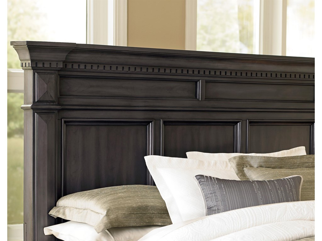 Standard Furniture GarrisonQueen Panel Bed